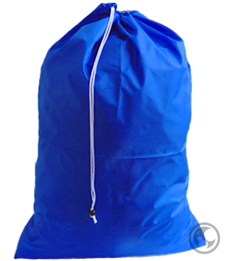 Extra Large Nylon Laundry Bag, Royal Blue